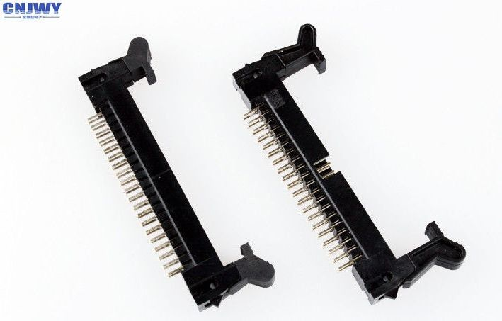 Custom Wire To Board Connector 2mm Pitch , Circuit Board Wire Connectors
